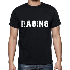 raging ,Men's Short Sleeve Round Neck T-shirt 00004 - Ultrabasic