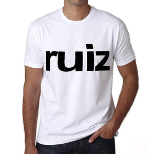 Riuz Mens Short Sleeve Round Neck T-Shirt 00052