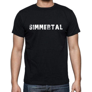 Simmertal Mens Short Sleeve Round Neck T-Shirt 00003 - Casual