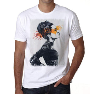 Street Art 2 T-Shirt For Men T Shirt Gift 00209 - T-Shirt