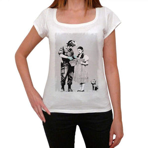 Street Art 3 T-Shirt For Women T Shirt Gift 00210 - T-Shirt