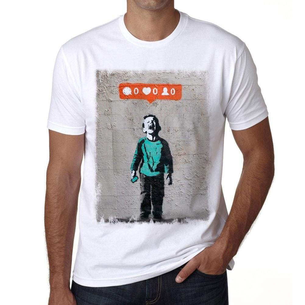 Street Art 9 T-Shirt For Men T Shirt Gift 00209 - T-Shirt