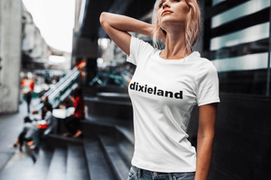 Dixieland Tourist Attraction <span>Women's</span> <span><span>Short Sleeve</span></span> Crew neck Tee 00072