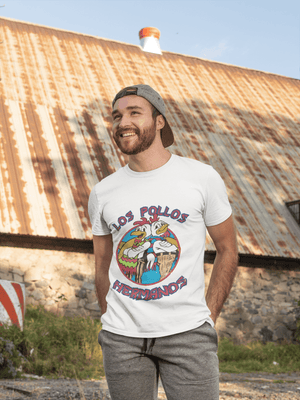 Unisex Graphic T-Shirt Los Pollos Hermanos