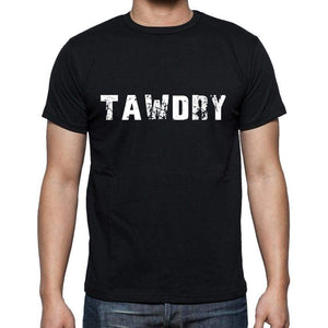 Tawdry Mens Short Sleeve Round Neck T-Shirt 00004 - Casual