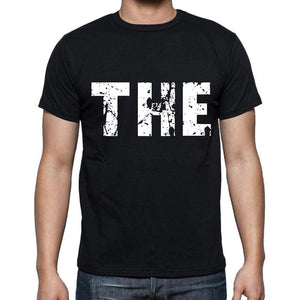 The Men T Shirts Short Sleeve T Shirts Men Tee Shirts For Men Cotton Black 3 Letters - Casual