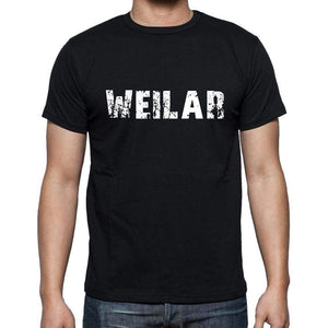 Weilar Mens Short Sleeve Round Neck T-Shirt 00003 - Casual