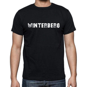 Winterberg Mens Short Sleeve Round Neck T-Shirt 00022 - Casual