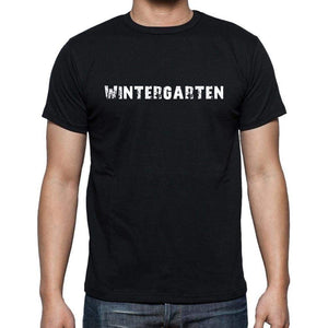 Wintergarten Mens Short Sleeve Round Neck T-Shirt - Casual