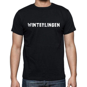 Winterlingen Mens Short Sleeve Round Neck T-Shirt 00022 - Casual
