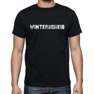 Winterscheid Mens Short Sleeve Round Neck T-Shirt 00022 - Casual