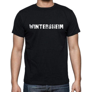 Wintersheim Mens Short Sleeve Round Neck T-Shirt 00022 - Casual