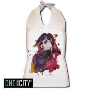 Womens Top One In The City Anis