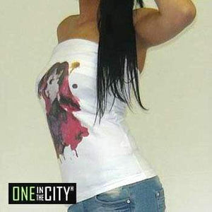 Womens Top One In The City Vega