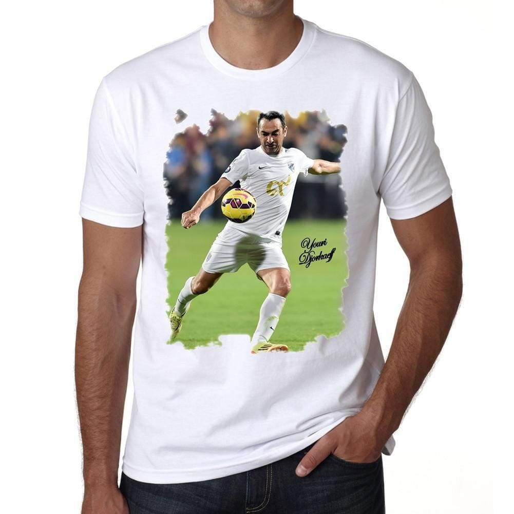 Youri Djorkaeff Mens T-Shirt One In The City