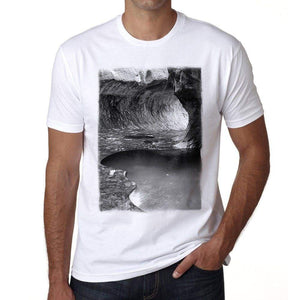 Zion National Park Mens Short Sleeve Round Neck T-Shirt