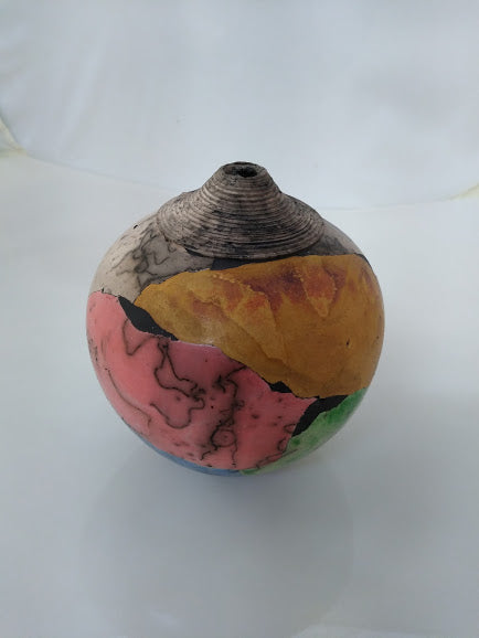 Patchwork Pot - Medium 6