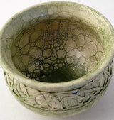 Green Granite Small Pot
