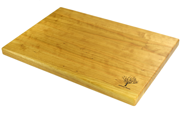 Cherry Edge Grain Cutting Board