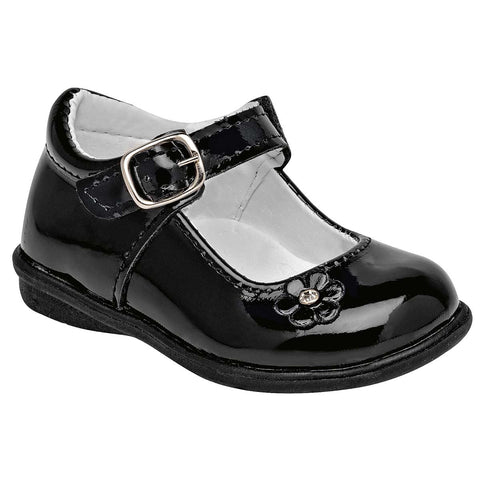 Zapatos casuales mary jane Exterior Sintético Negro de RBCOLLECTION