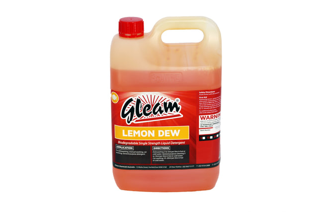 LEMON DISHWASHING LIQUID 5L