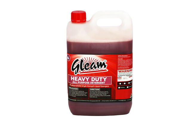 HEAVY DUTY DETERGENT PERFUME 5L
