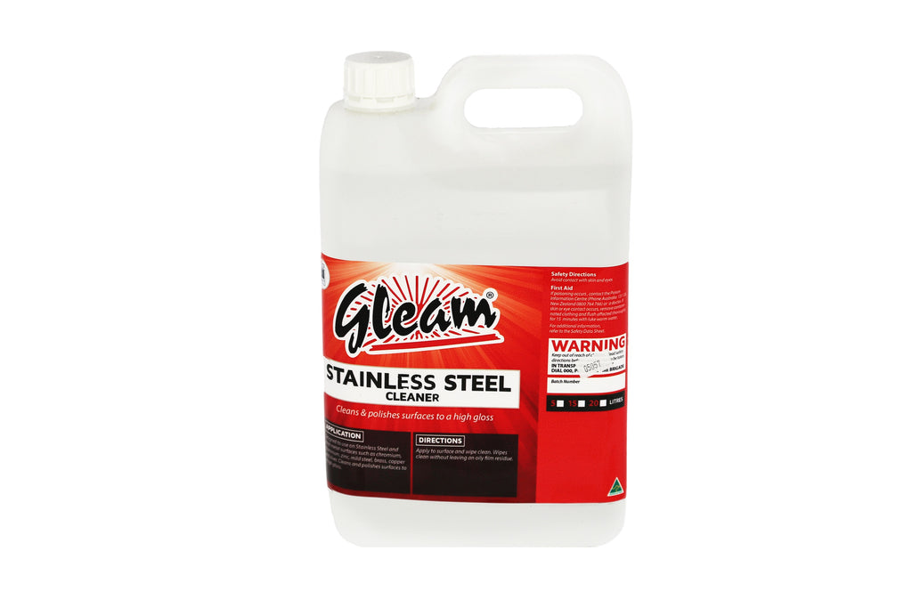 STAINLESS STEEL CLEANER 15L