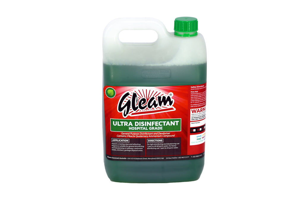 ULTRA DISINFECTANT PINE 20L