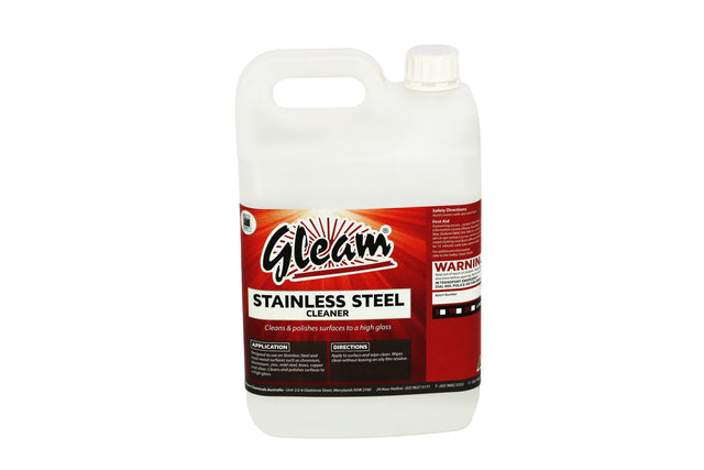 STAINLESS STEEL CLEANER 5L