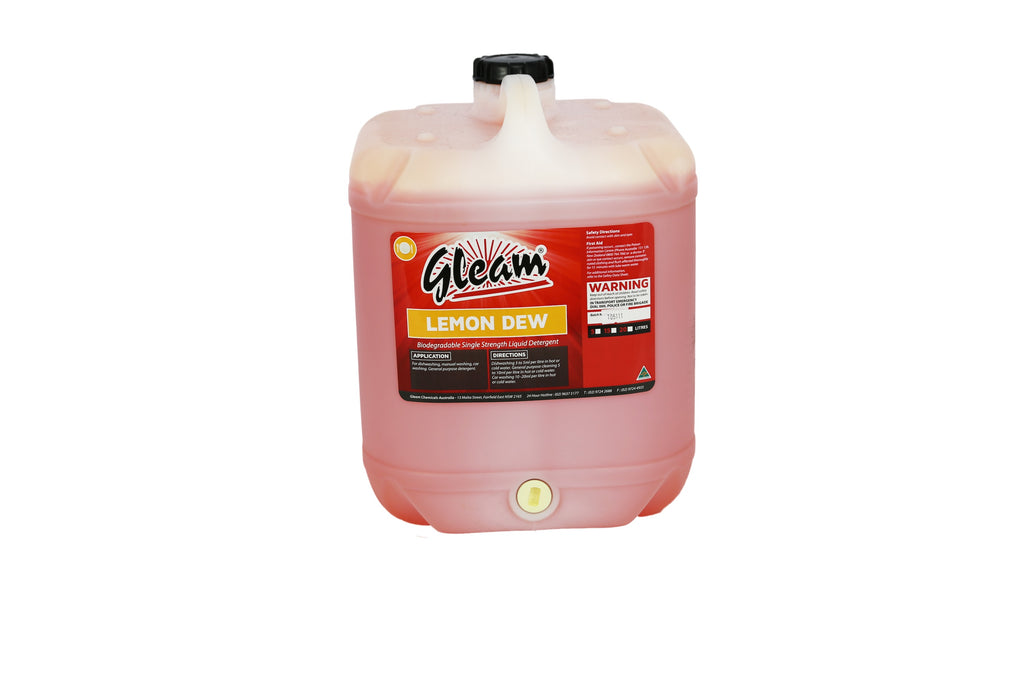 LEMON DISHWASHING LIQUID 20L