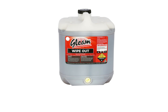 OVEN & GRILL CLEANER | WIPE OUT 20L
