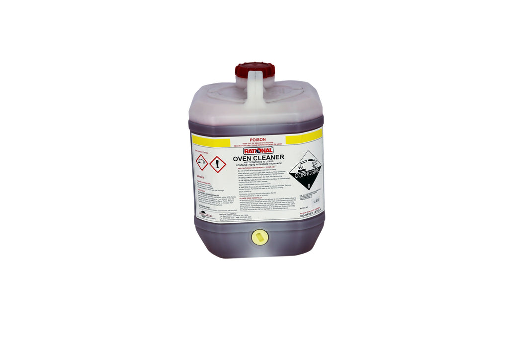 RATIONAL OVEN CLEANING LIQUID 10L