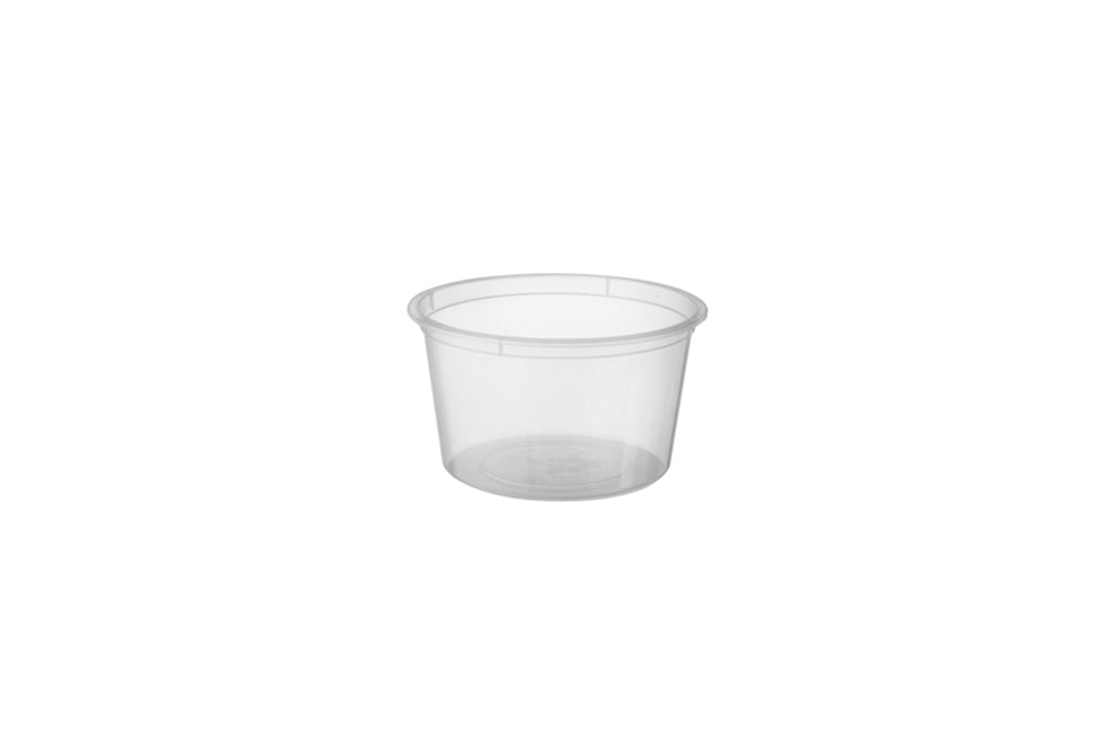 4OZ ROUND SAUCE CONTAINER 1000 UNITS