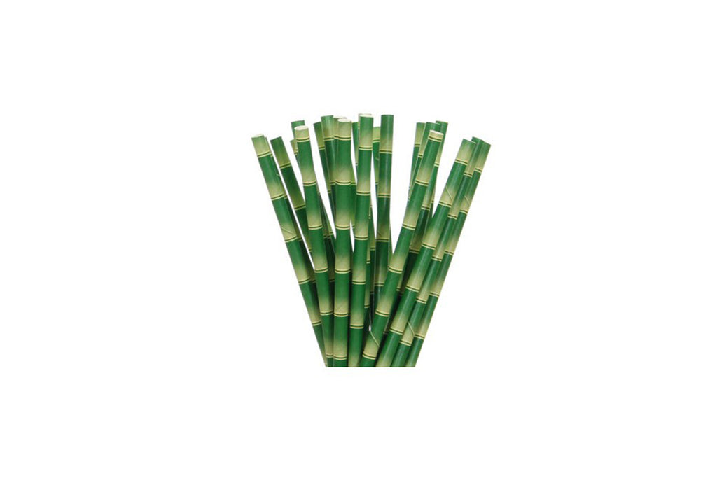 PAPER REGULAR STRAW BAMBOO 2500 UNITS