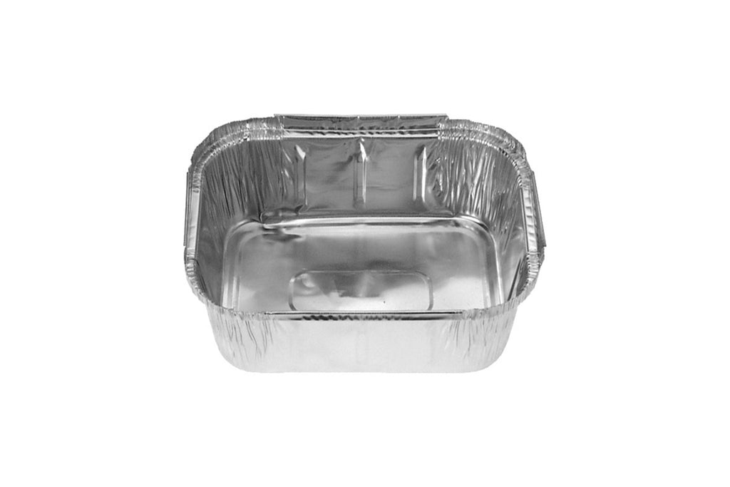 FOIL CONTAINER 1.12KG 192X140X51MM(TOP-IN) 300 UNITS