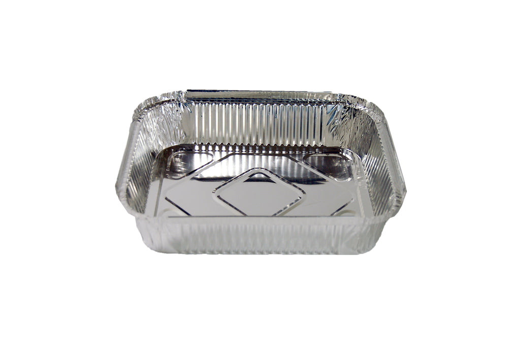 FOIL CONTAINER 3KG 296X236X50MM (TOP-IN) 200 UNITS
