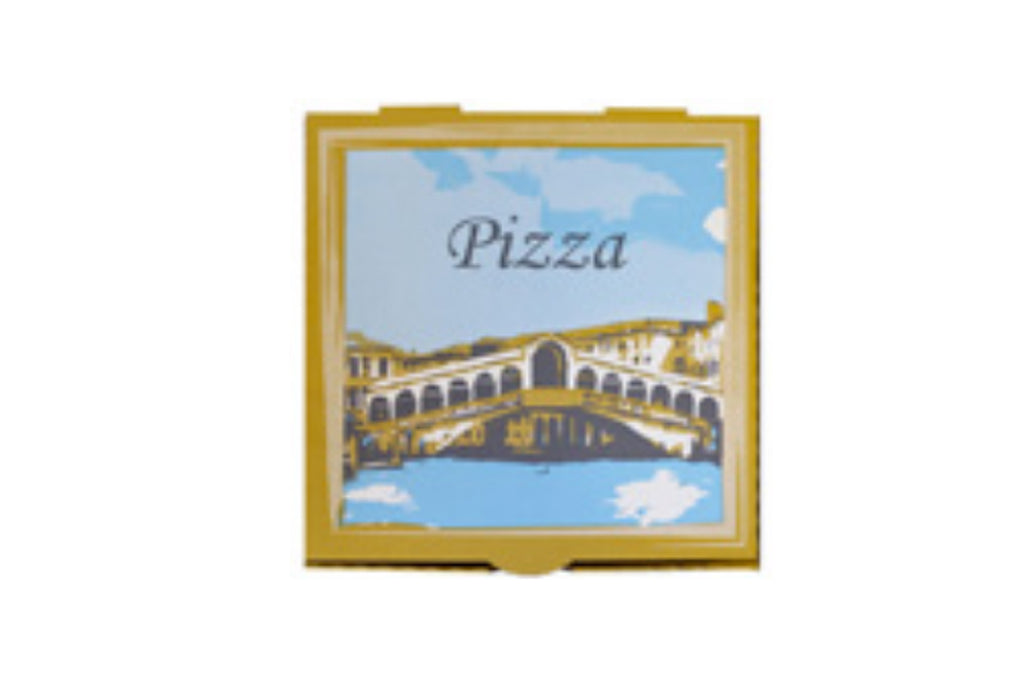 PIZZA BOX WHITE RIALTO 15 INCH