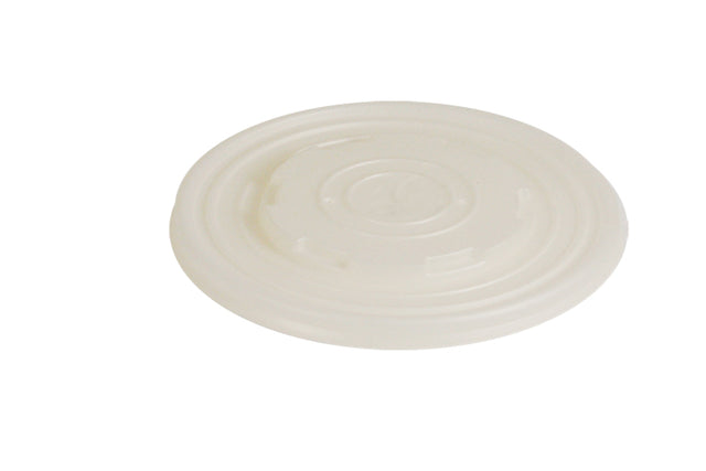 ENVIROCHOICE CPLA LIDS TO SUIT 16OZ PLA HEAVY BOARD ROUND CONTAINERS 119MM 1000 UNITS