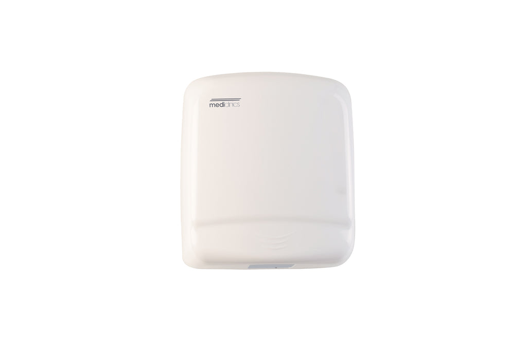 OPTIMA SENSOR OPERATED HAND DRYER WHITE 1 UNIT