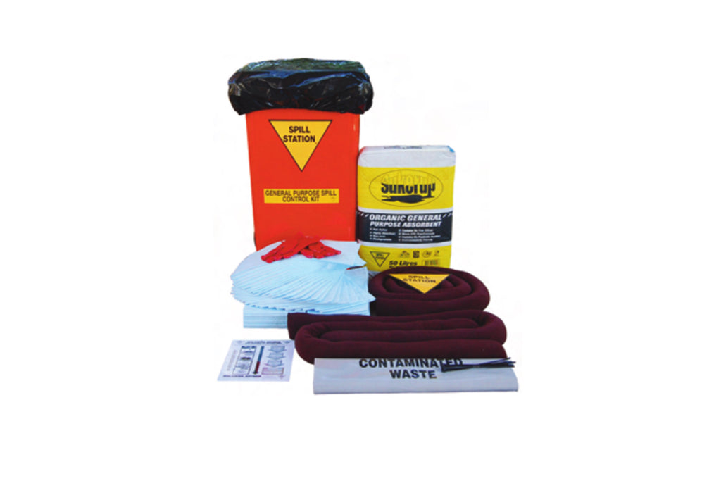 GENERAL PURPOSE 100L SPILL KIT 1 UNIT