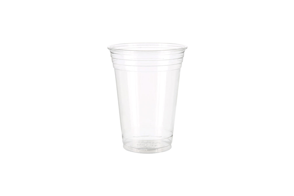 16OZ CLEAR ANCHOR PET CUP 1000 UNITS
