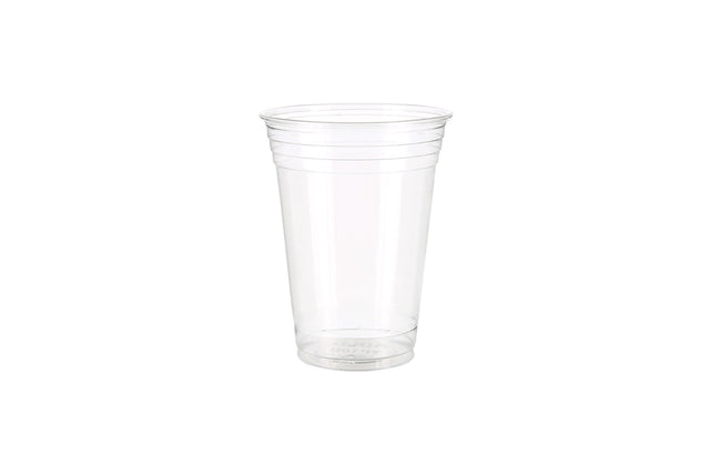 10OZ CLEAR ANCHOR PET CUP 1000 UNITS