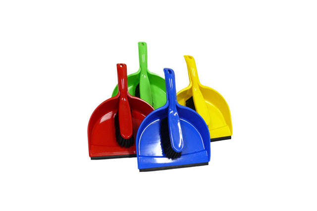 DUSTPAN/BROOM SMALL
