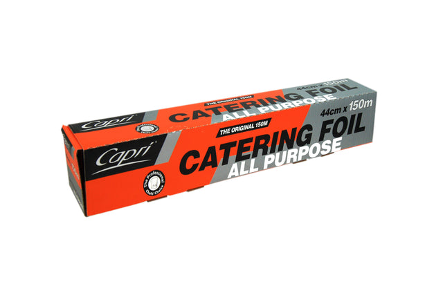 CAPRI FOIL ROLL – HEAVY DUTY 44CM X 150M 1 ROLL