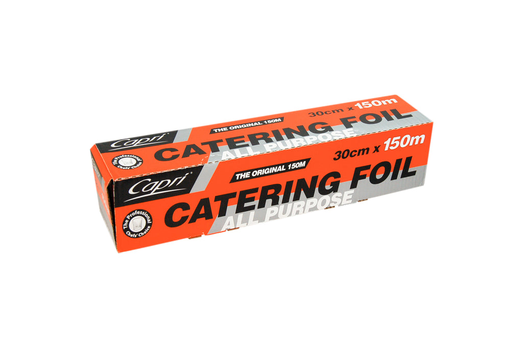 CAPRI FOIL ROLL – ALL PURPOSE 30CM X 150M 1 ROLL