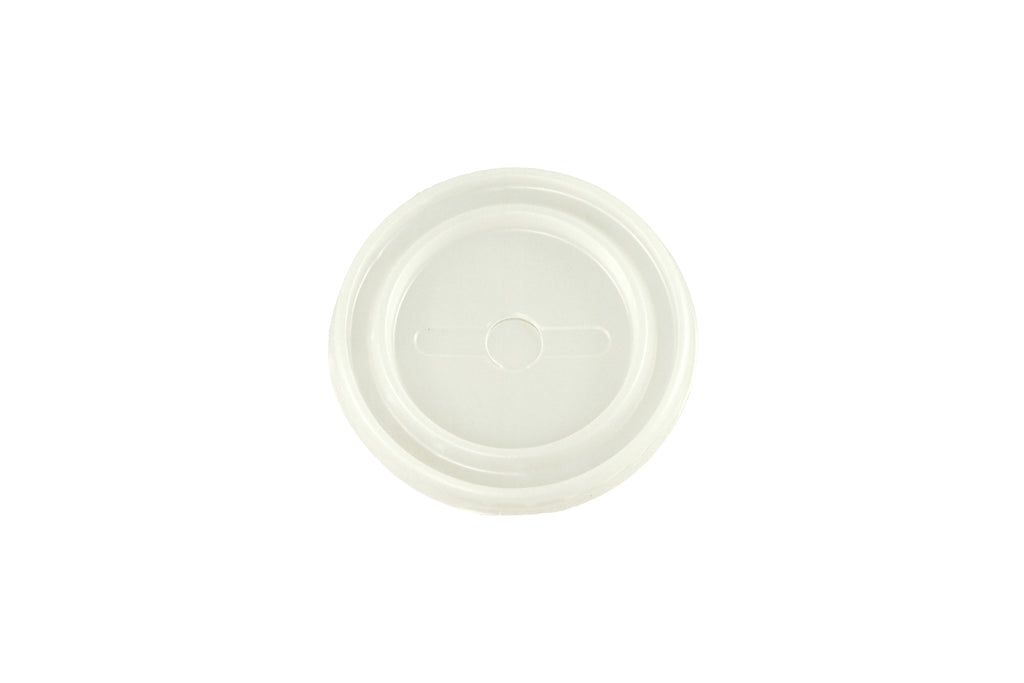 FLAT LIDS FOR 16OZ SWIRL PRINTED MILKSHAKE CUPS 2000 UNITS