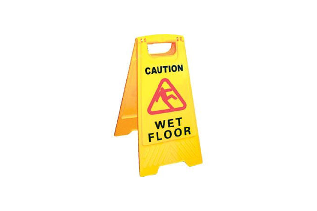 WET FLOOR SIGN 1 UNIT
