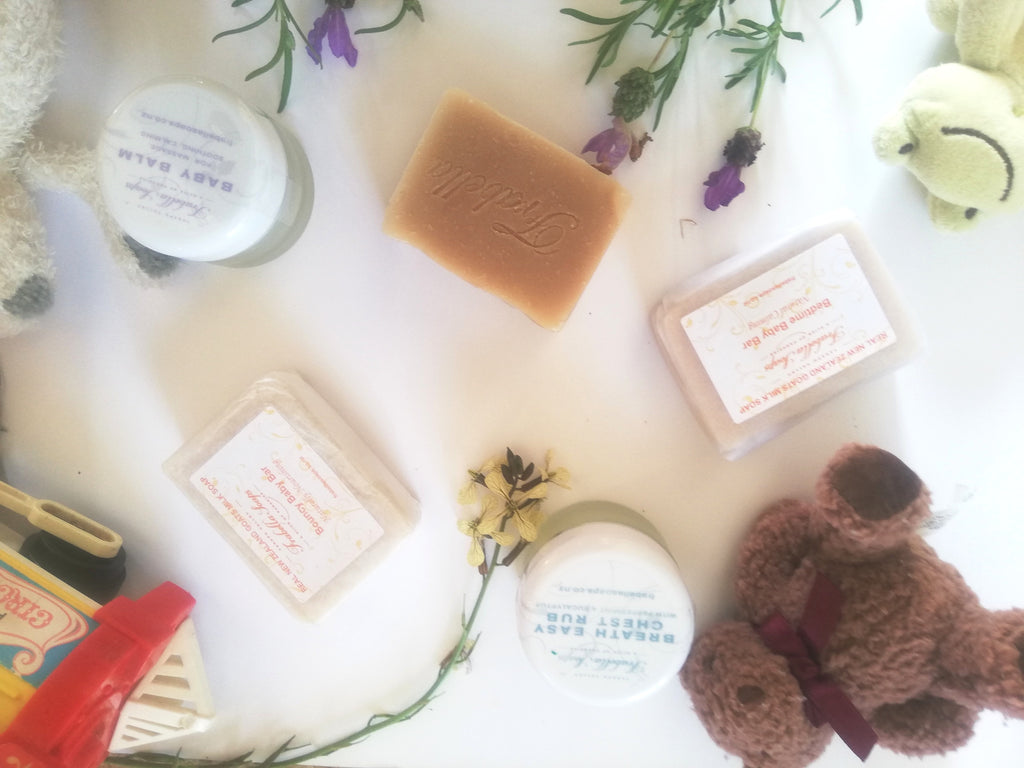 Baby natural products