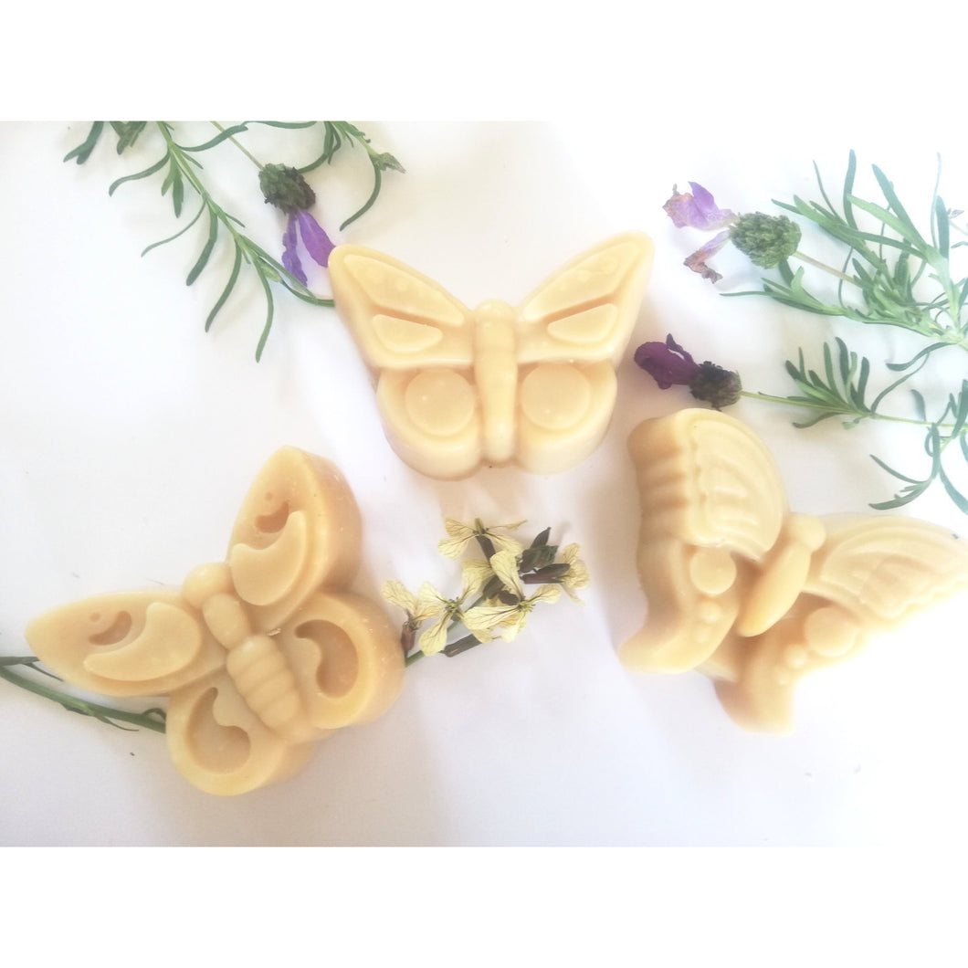 Butterfly Goats Milk Soap