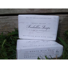 Load image into Gallery viewer, New Zealand Made Natural Goats Milk Soap skin whitening